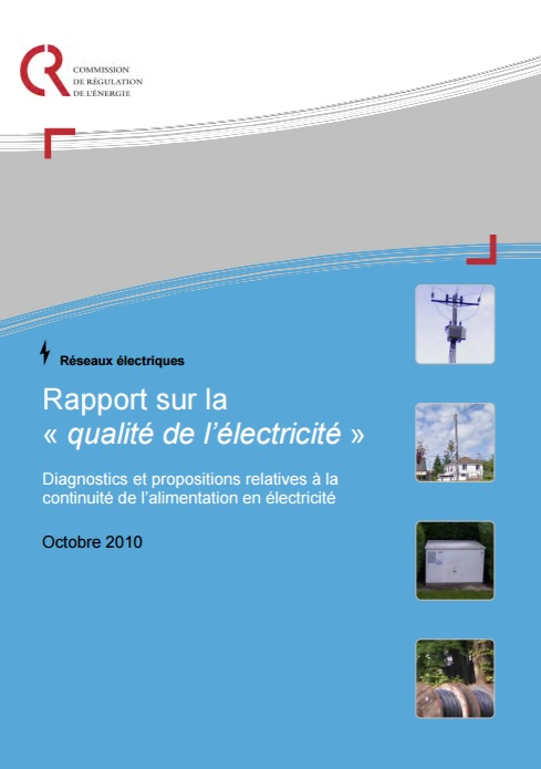 Rapport CRE