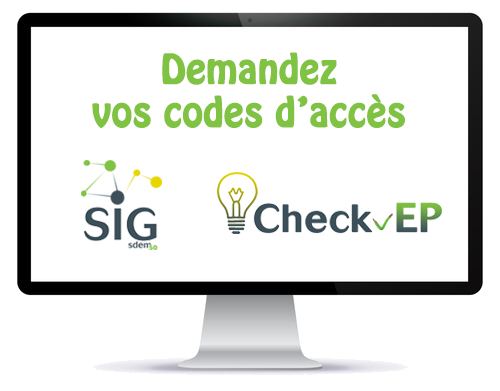 Obtention des codes SIG Check EP